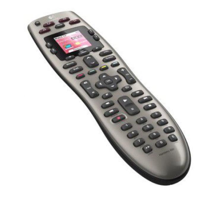 Télécommande Logitech Harmony 650 - Ecran LCD