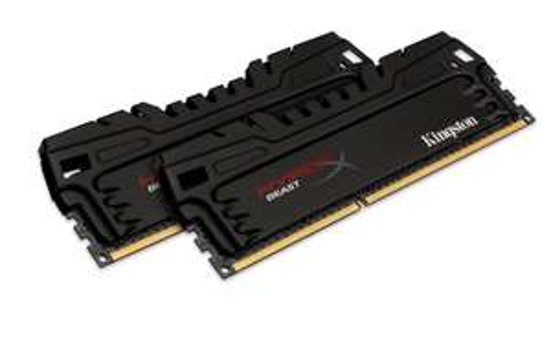 Mémoire HyperX Beast RAM 8 Go (2 x 4 Go) 1600 Mhz DDR3