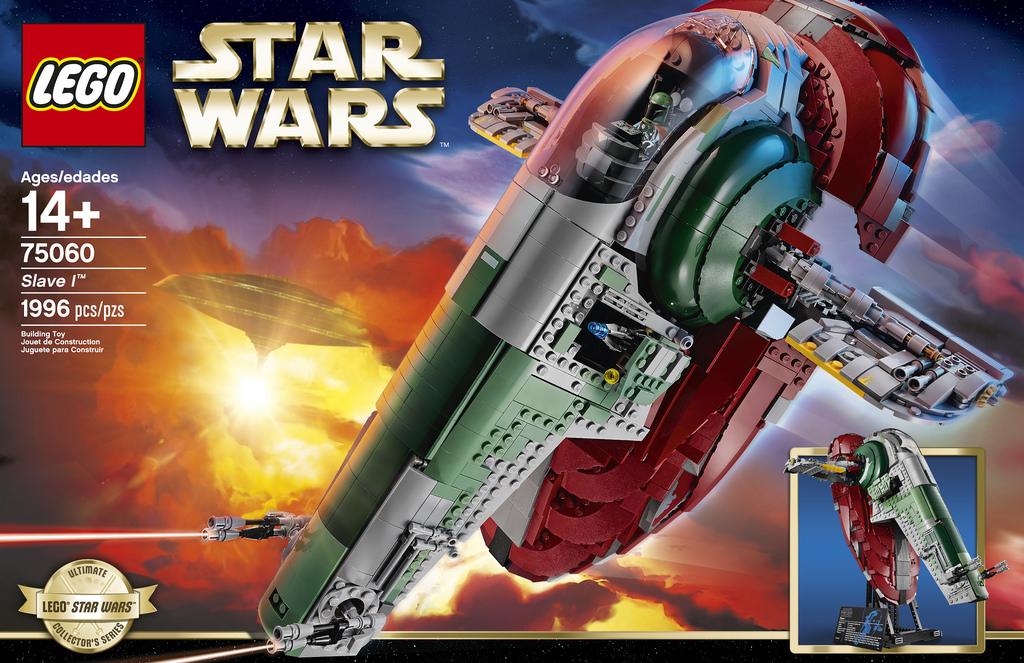 Lego Star Wars UCS Slave 1 - 75060