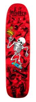 Planche de Skate Powell Peralta Bones Brigade Mullen Red Chess