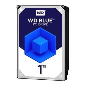 """Disque dur interne 3.5"""" WD Blue WD10EZEX - 1 To + 9.99€ en 2 bons d'achat (39.99€ pour les membres Cdisocunt à volonté)"""