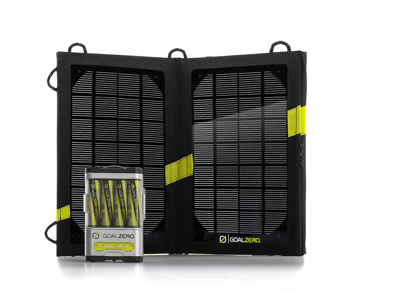 Batterie USB solaire Goal Zero Nomad 7/Guide 10+ Aventure Noir