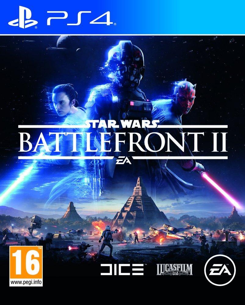 Jeu Star Wars Battlefront 2 sur PS4 ou Xbox One (Auchan bethune - 62)
