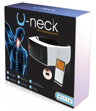 Appareil de massage du cou et de la nuque U-neck