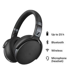 Casque bluetooth fermé Sennheiser HD 4.40 BT - Apt-X, NFC