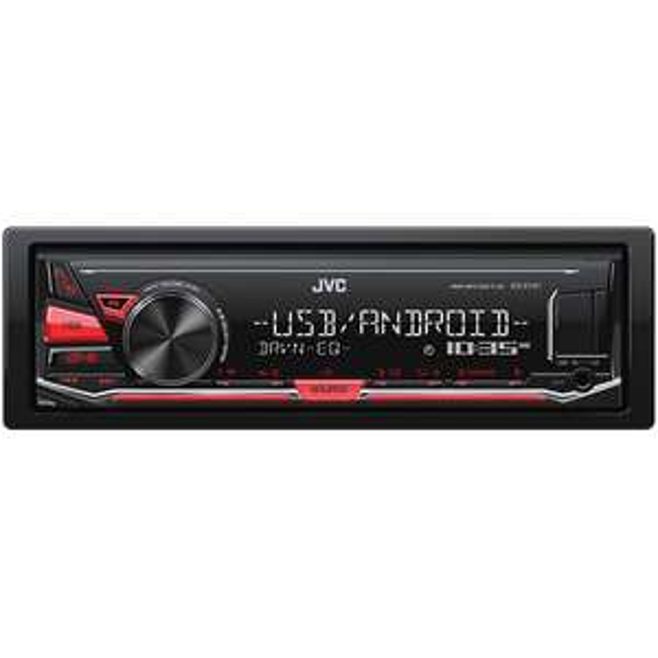 Auto-radio Android JVC KD-X141- USB (via ODR de 10€)
