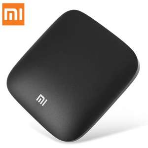 Box TV Android Xiaomi Mi 3S - S905X, 2 Go de RAM, 8 Go, noir (Version chinoise)