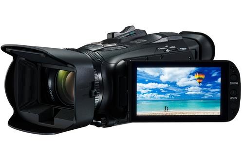 """Caméscope Canon Legria HF G40 - Full HD, zoom optique 20x, grand angle 26.8mm, écran OLED 3.5"""" (via ODR de 100€)"""