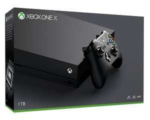 Console Microsoft Xbox One X - 1 To
