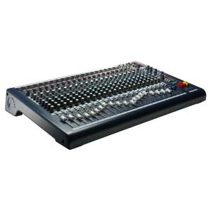 Table de mixage analogique Soundcraft MPMi20