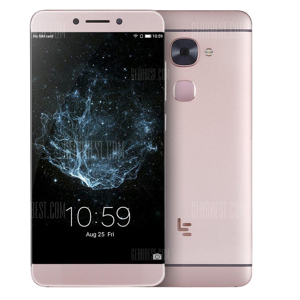 "Smartphone 5.5"" LeEco Le S3 X626 - 4 Go de Ram, 32 Go (sans B20)"