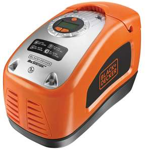 Compresseur Black & Decker ASI300 - 11 bars / 160 PSI