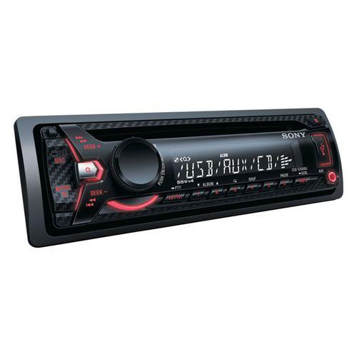 Autoradio Sony CDX-G1000 (CD / MP3 / WMA / AUX / USB)