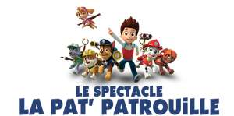 Billets d'entrée pour le Spectacle Pat'Patrouille en Promotion - Ex: Metz le 03/02/2018 (Catégorie E)