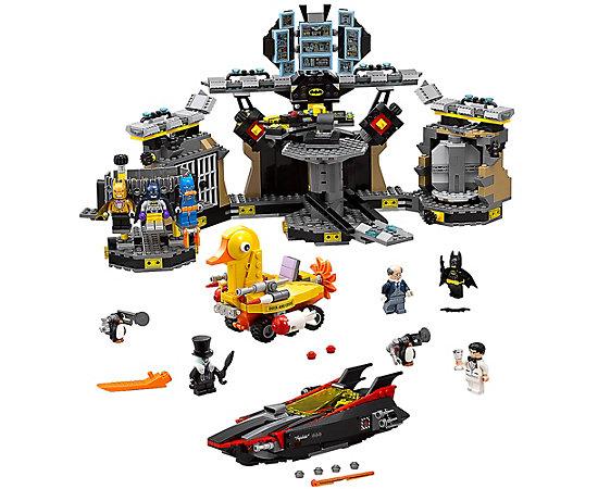 Jouet Lego 70909 Batcave Break-in