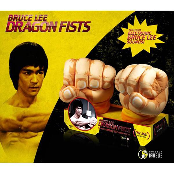 Poings du Dragon Bruce Lee (avec effets sonores)