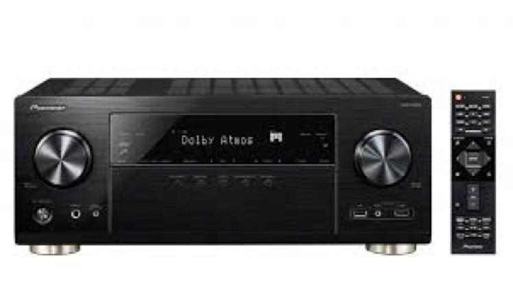 Ampli Pioneer VSX LX 302 - Noir