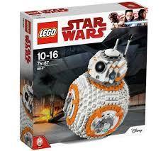 [Adhérents] Jeu de construction Lego Star Wars BB8 - Vélizy 2 (78)