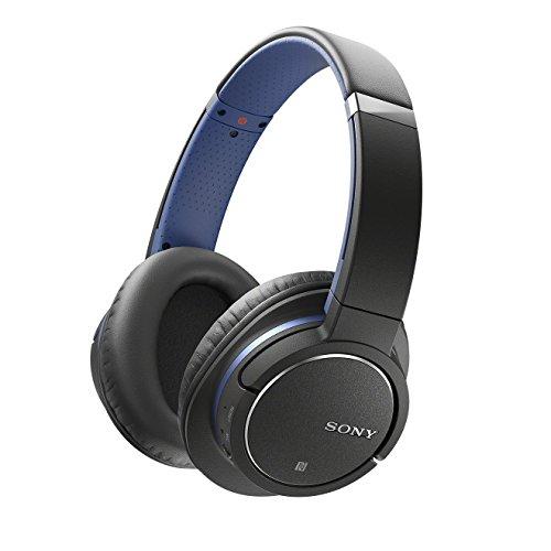 Casque sans-fil Sony MDR-ZX770BN - bleu
