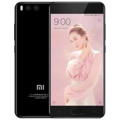"Smartphone 5.15"" Xiaomi Mi6 Noir - Snapdragon 835, RAM 6 Go, ROM 64 Go (Sans B20)"
