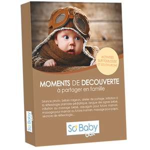 20% de réduction sur tout le site So'baby box et livraison offerte - Toulouse (31)