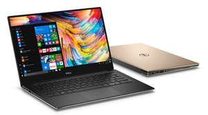 "PC portable 13.3"" Dell XPS 13 - FHD IPS, i7-8550U, 16 Go de RAM, 512 Go SSD, Windows 10"