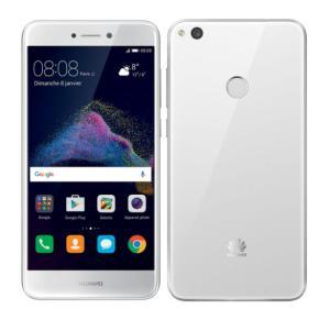 """Smartphone 5.2"""" Huawei P8 Lite 2017 - Full HD, Kirin 655, 16 Go ROM, 3 Go RAM (Blanc ou Or)"""