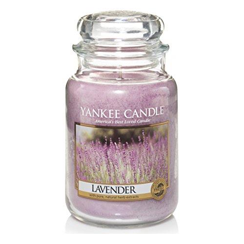 Sélection de bougie Yankee Candle en promo - Ex : Grand Bougie, Lavande 623g (vendeur tiers)
