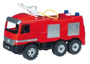 [Panier plus] Camion Pompier - 68 cm