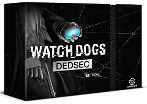 Jeu Watch Dogs Edition Dedsec sur Xbox 360