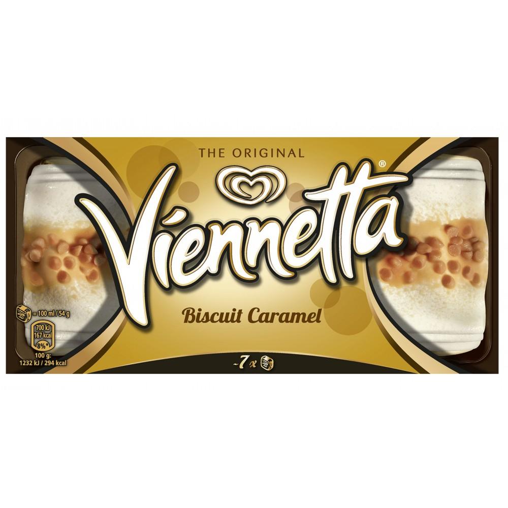 Glace Biscuit Miko Viennetta - 350g - Différentes Variétés (via 0.98€ sur la Carte)