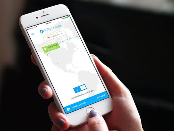 Licence à vie VPN Unlimited (5 appareils)