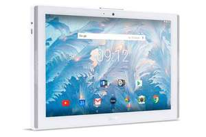 "Tablette 10"" Acer Iconia One 10 B3-A40FHD-K4BX - FullHD, 32Go de stockage (via ODR de 50€)"