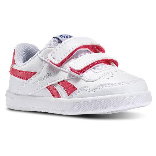 Chaussures enfant Reebok Royal Effect Alt roses ou blanches