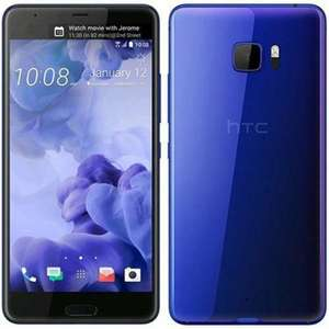 "Smartphone 5,7"" HTC U Ultra - 64 Go ROM, 4 Go RAM, Android 7.0"