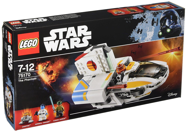 Jeu de Construction Lego Star Wars 75170 - Le Fantôme