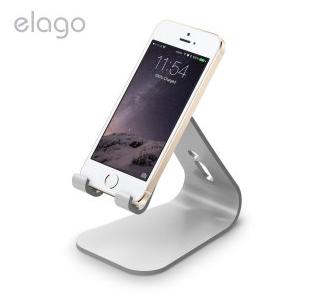 Support pour smartphones Elago M2 Aluminium