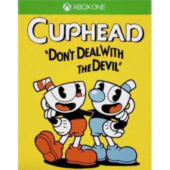 Cuphead sur PC et Xbox One + steelbook offert