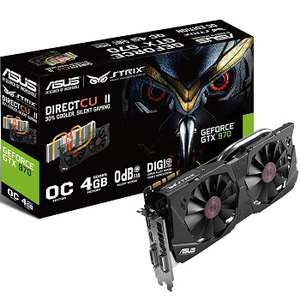 Carte Graphique Asus STRIX GTX970-DC2OC-4GD5