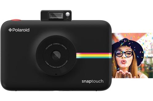 Appareil photo numérique à impression instantanée Polaroid Snap Touch, 13mp, 1080p, Noir