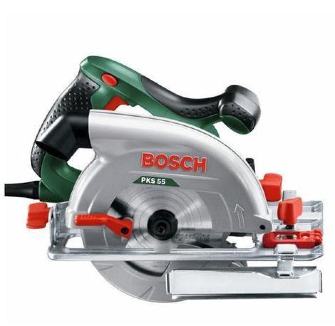 Scie circulaire Bosch PKS55