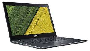 "PC Portable 15.6"" Acer Spin 5 SP515-51GN-54GU - Full HD IPS, Tactile, i5-8250U, RAM 8 Go, HDD 1 To + SSD 256 Go, GTX 1050 4 Go, Windows 10"