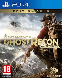 Ghost Recon : Wildlands - Gold Edition sur PS4