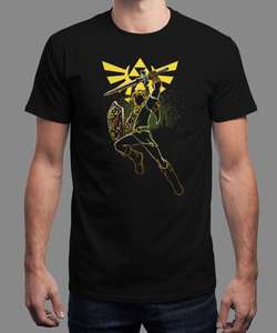 50% de réduction sur une sélection de t-shirts - Ex: T-shirt Shadow of Courage