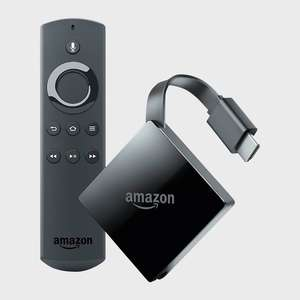 Amazon Fire TV Stick avec 4K Ultra HD, noir