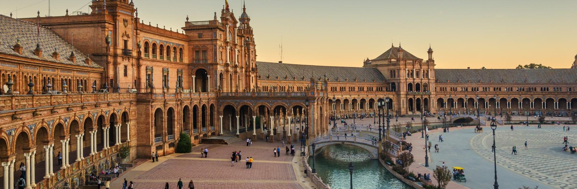Sélection de vols en promotion à destination de Séville, Espagne - Ex: A/R Toulouse <-> Séville du 6 au 30 Janvier