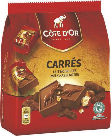 Sélection de produits en promotion - Ex : 3 paquets de chocolats Cote d'or (via 4,32€ fidélité) [carte fidélité ou CB Casino]