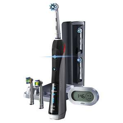 Brosse à dents Oral-B Smart Series 7000 Black électrique (via ODR 40€)