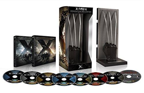 Coffret blu-ray X-Men et Wolverine : L'intégrale des 7 films (Édition Limitée Adamantium)