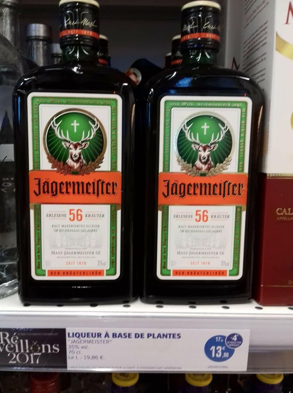 Liqueur Jägermeister - 70cl